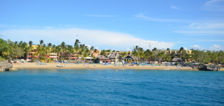 Sosua beach in Casa Marina
